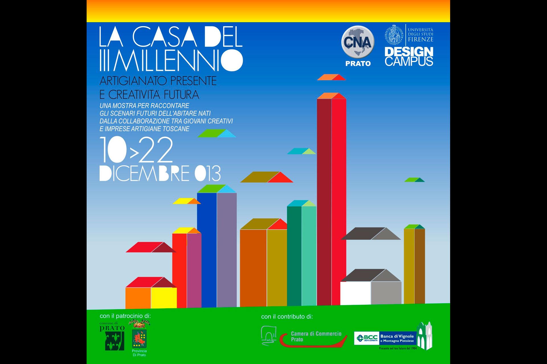 Casa del III Millennio - 2013