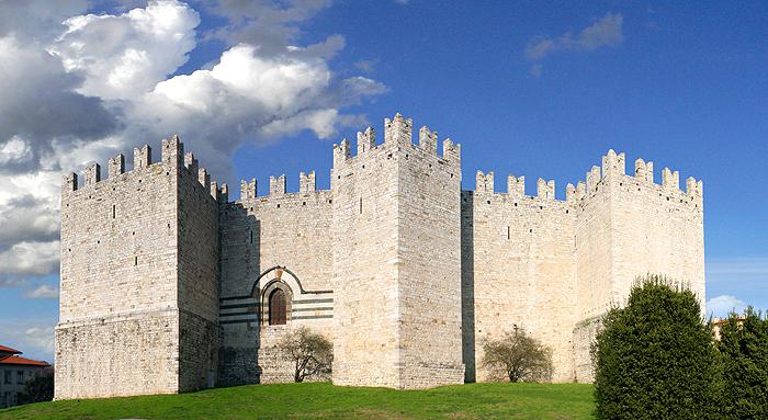 castello dell'imperatore prato - pratomarmi