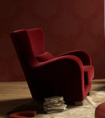 Armchair SAVOYA ALTO quota collection