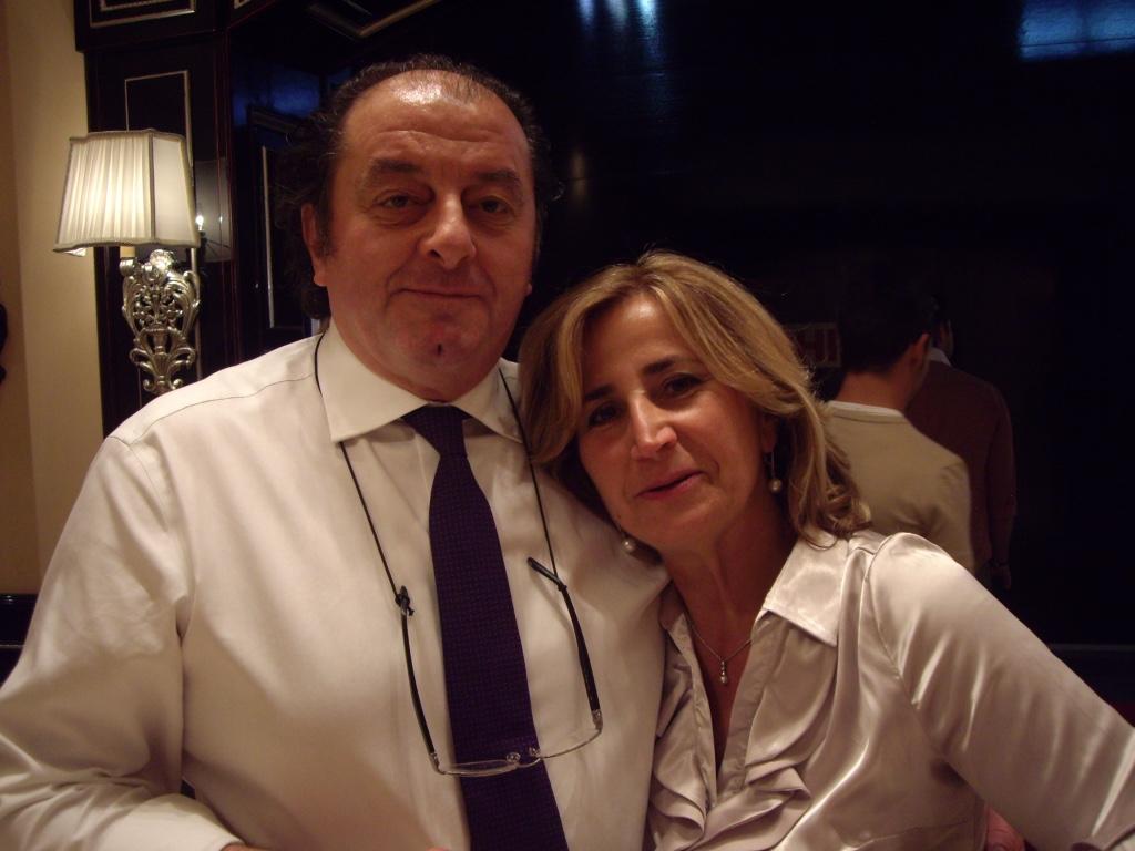 Lorenzo Cortigiani e Cinzia – New Design Porte.