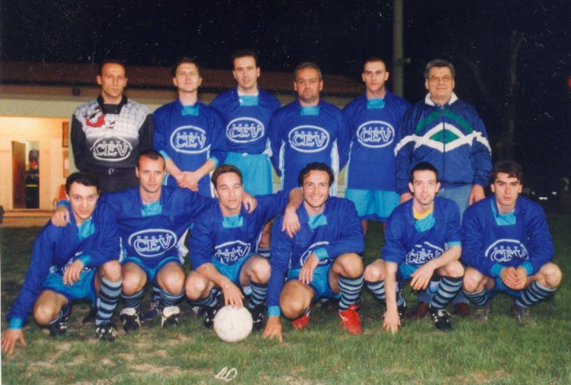 nuova cev football soccer team calcio squadra