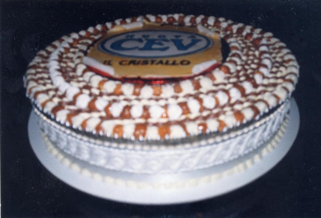 nuova cev torta