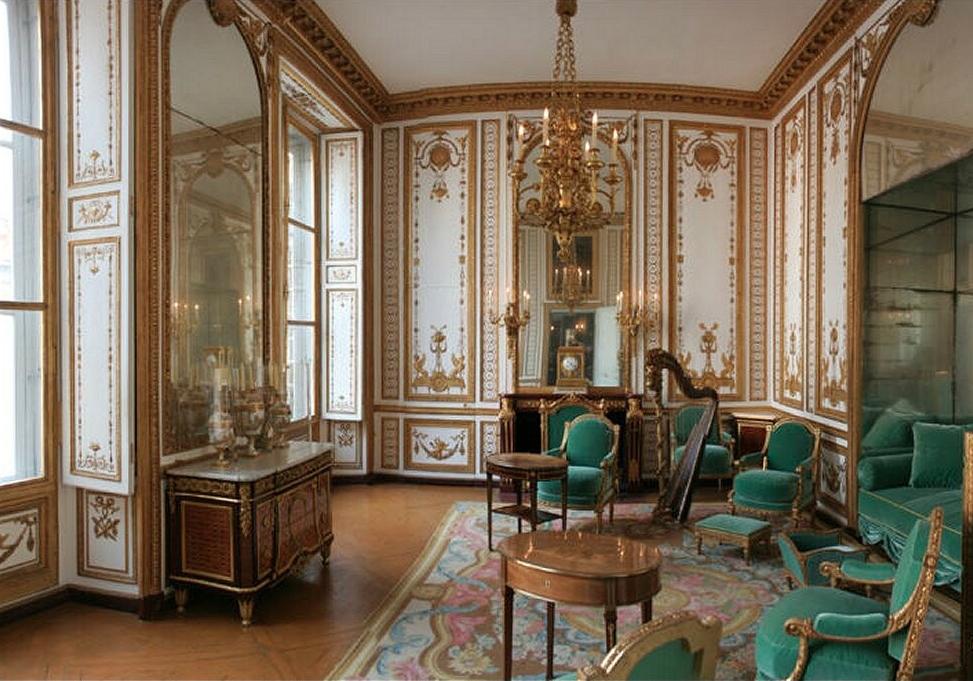 museo di versailles cabinet della regina